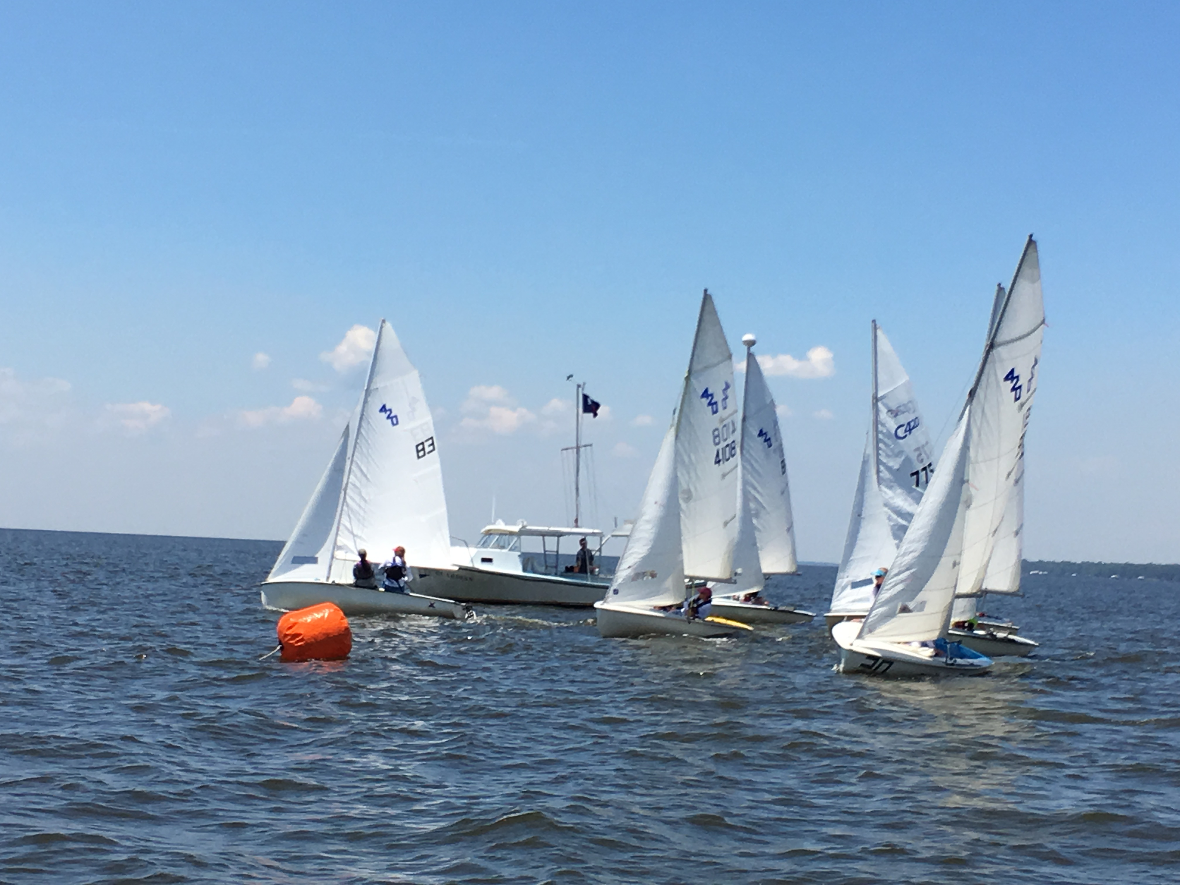 Summer Sailing online now! Register here